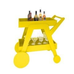 Aparador Bar Jb 4004 Amarelo – Jb Bechara