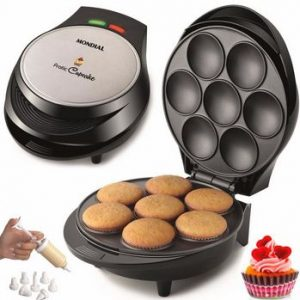 Cupcake Maker Pratic Cupcake Mondial CK-…