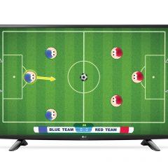 TV 43″ Led LG Full HD 43LH5150
