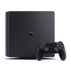 Playstation 4 Slim, Bloqueado, 1 Control…