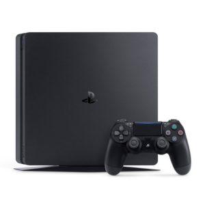 Playstation 4 Slim, Bloqueado, 1 Control…