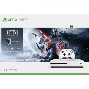 XBOX ONE S 1TB, 1 Controle Star Wars