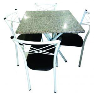 Conjunto Bia 4 Cadeiras