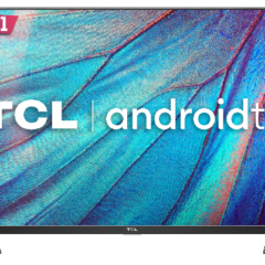 Smart TV 40″ LED TCL Full HD Android S615