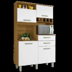 Cozinha Nesher Smart 4 Portas, 2 Gavetas
